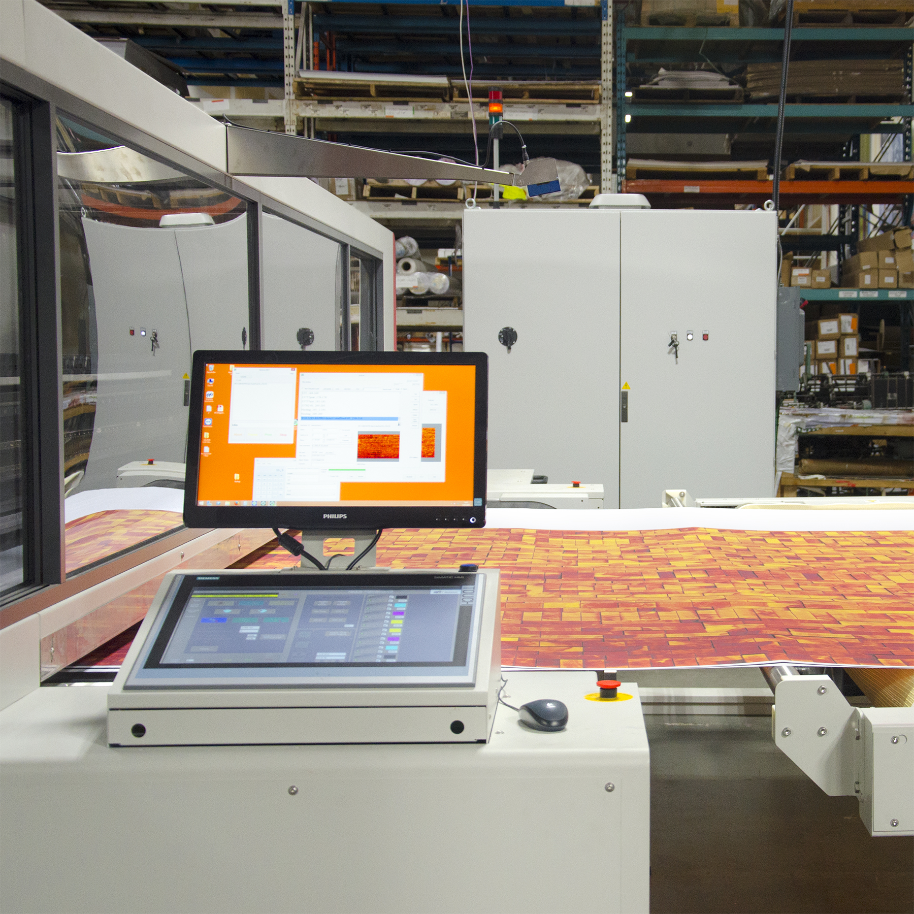 Innovative and advanced capabilities in fabric printing